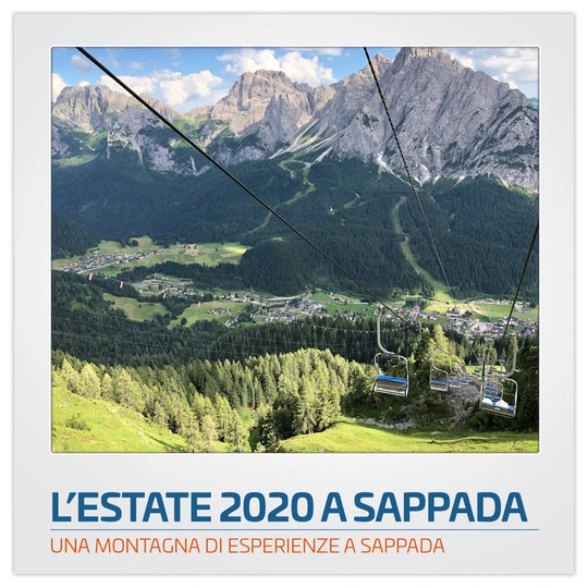 L'estate 2020 a Sappada